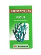 ARKOCAPSULAS FUCUS 100 mg CAPSULAS DURAS, 100 cápsulas
