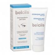 Belcils gel desmaquillante ojos con azuleno (gel 75 ml)