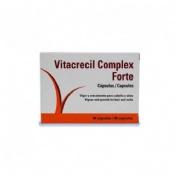 Vitacrecil complex forte (90 capsulas)