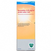 FORMULATUS 1,33 mg/ml JARABE SABOR MIEL, 1 frasco de 180 ml