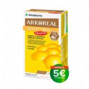Arkoreal jalea real vitaminada 500 (20 ampollas)