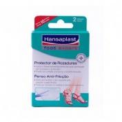 Hansaplast rozaduras - hidrocoloide (t- unica 2 u)