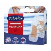 Salvelox cura rapid - aposito adhesivo (2 tamaños)