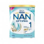 Nan optipro 1 leche lactantes (800 g)