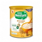 Nestle nestum papilla 8 cereales con miel (650 g)