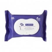 Klorane toallitas al aciano - desmaquillantes ojos sensibles (25 toallitas)