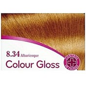 Farmatint colour gloss (8.34 albaricoque)