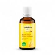 Weleda aceite de masaje tripita del bebe (50 ml)