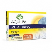 Aquilea melatonina (1.95 mg 60 comp)