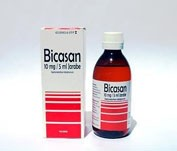 BICASAN 2 mg /ml JARABE, 1 frasco de 250 ml