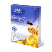 Omega- 7 espino amarillo (30 caps)