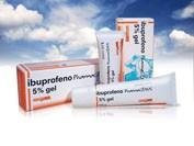 IBUPROFENO PHARMAGENUS 50 mg/g GEL , 1 tubo de 30 g
