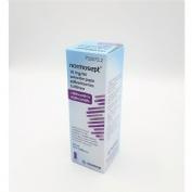 NORMOSEPT 10 MG/ML SOLUCION PARA PULVERIZACION CUTANEA, 1 frasco de 25 ml
