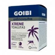 GOIBI EXTREM 16 TOALLITAS
