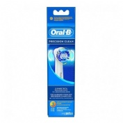 Cepillo dental electrico recargable - oral-b precision clean recambio (eb 17-3 3 u)