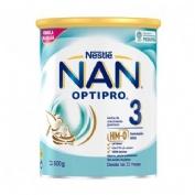 Nan optipro 3 preparado lacteo infantil (800 g)