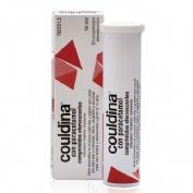 COULDINA CON PARACETAMOL COMPRIMIDOS EFERVESCENTES , 20 comprimidos