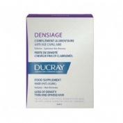 Densiage antiedad capilar - ducray complemento alimenticio (30 comprimidos)