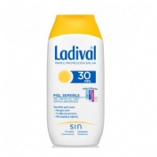 Ladival piel sensible o alergica fps 30 - fotoproteccion alta gel-crema (200 ml)
