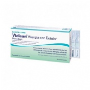 Vidisan alergia con ectoin colirio monodosis (20 envases)