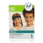 Otc pack tto completo antipiojos permetrina 1.5% - antipiojos (locion y champu)
