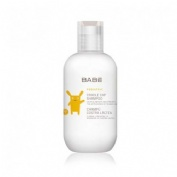 Babe champu pediatrico costra lactea (200 ml)