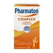 PHARMATON COMPLEX 60 CAPS